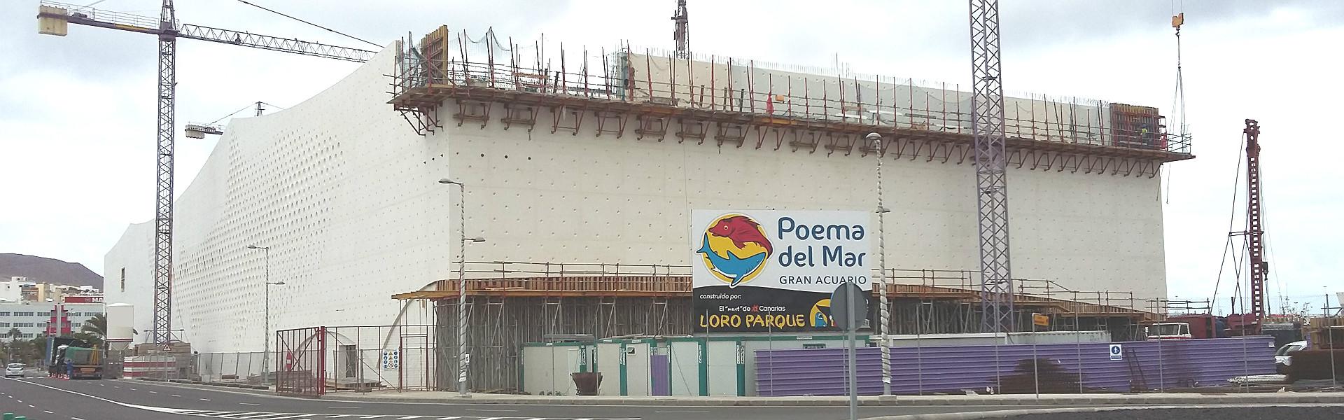 Fábrica Cemento Gran Canaria